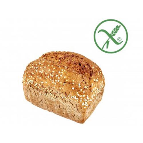 BEZGLUTENOWY Chleb z Prosem 230g
